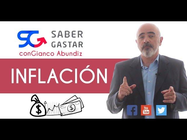 ¿Qué es la inflación?