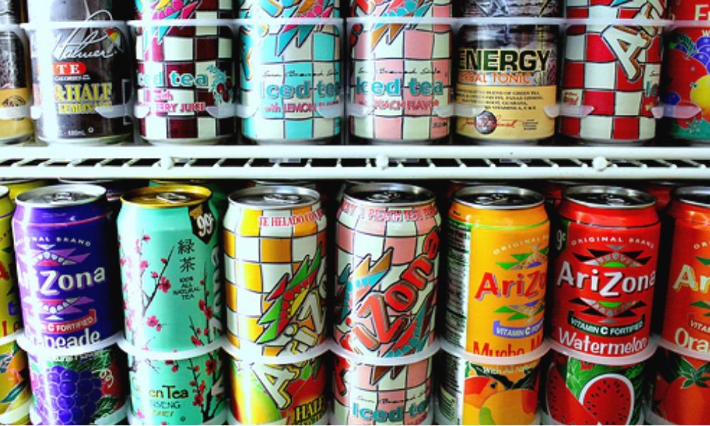 Arizona Beverage creará productos con mariguana
