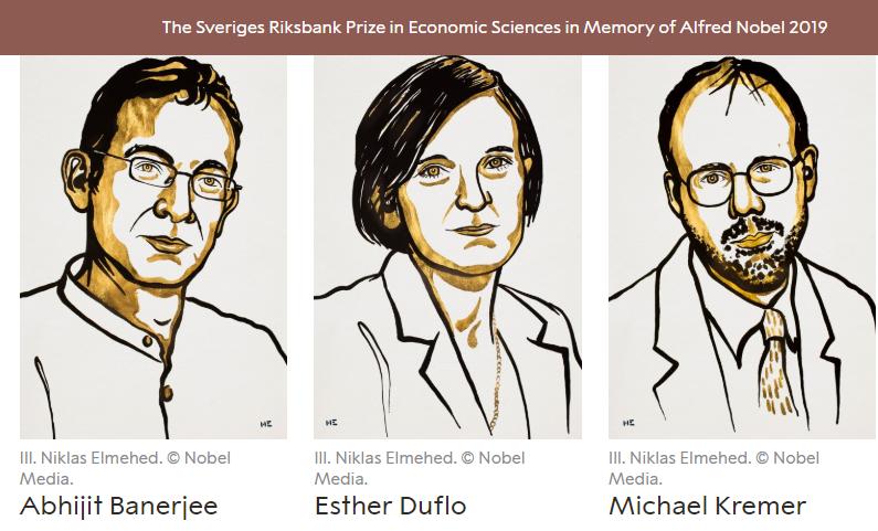 Nobel de Economía 2019: por su enfoque experimental para aliviar la pobreza global
