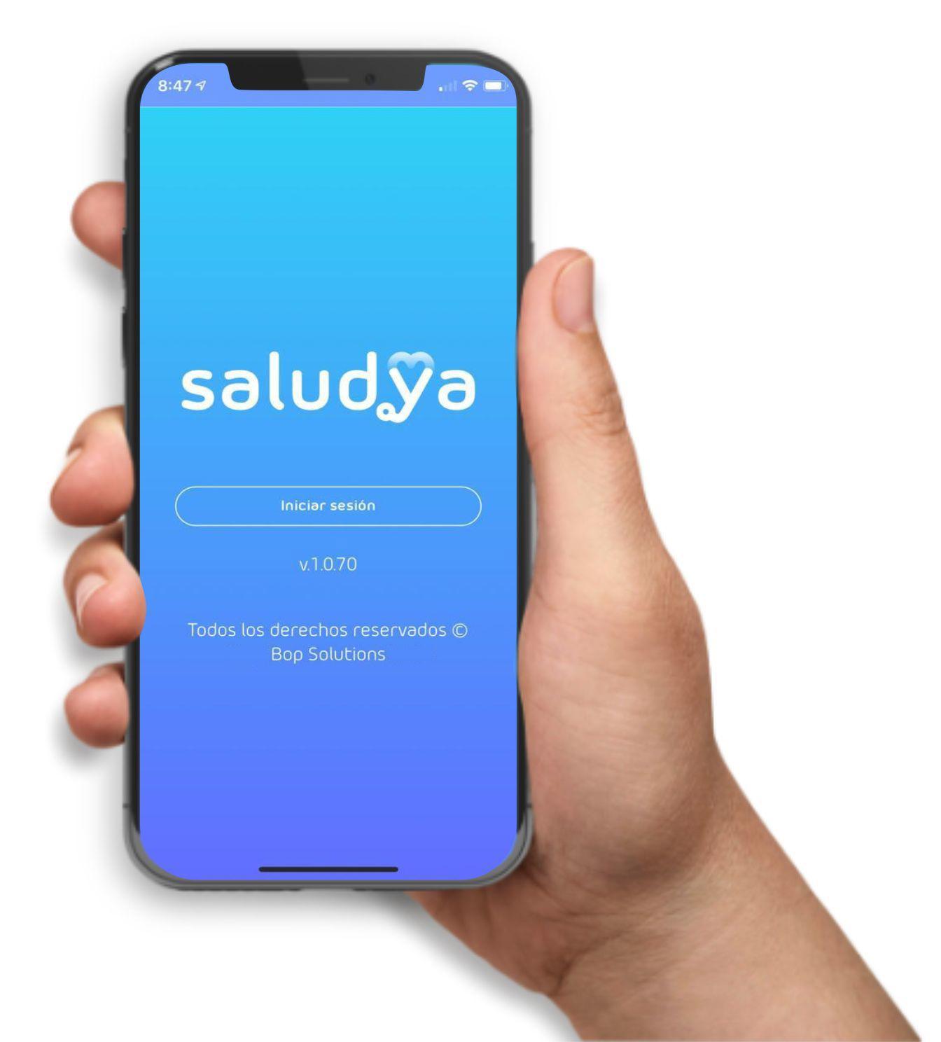 Presentan SaludYa nueva app de asistencia médica a distancia