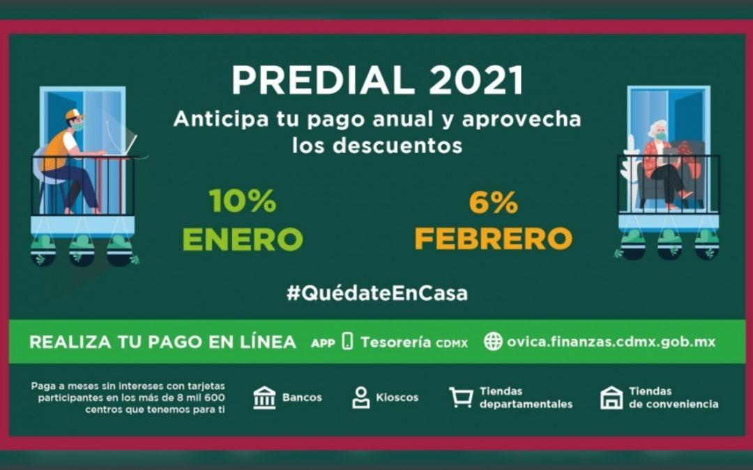 predial 2021
