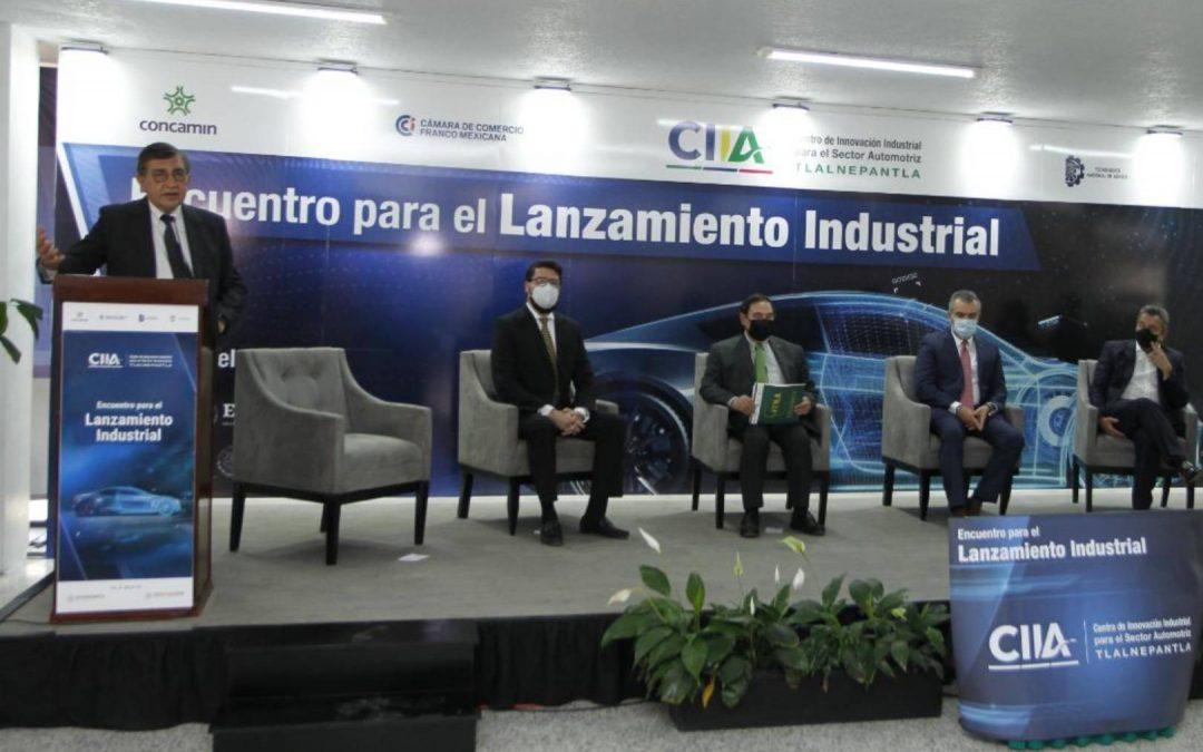 CONCAMIN inaugura centro de innovación industrial para sector automotriz
