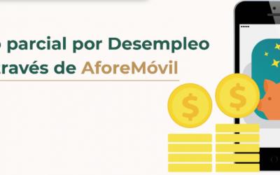 """Ahorradores del SAR podrán tramitar Retiro parcial por Desempleo a través de """"AforeMóvil"""": CONSAR"""