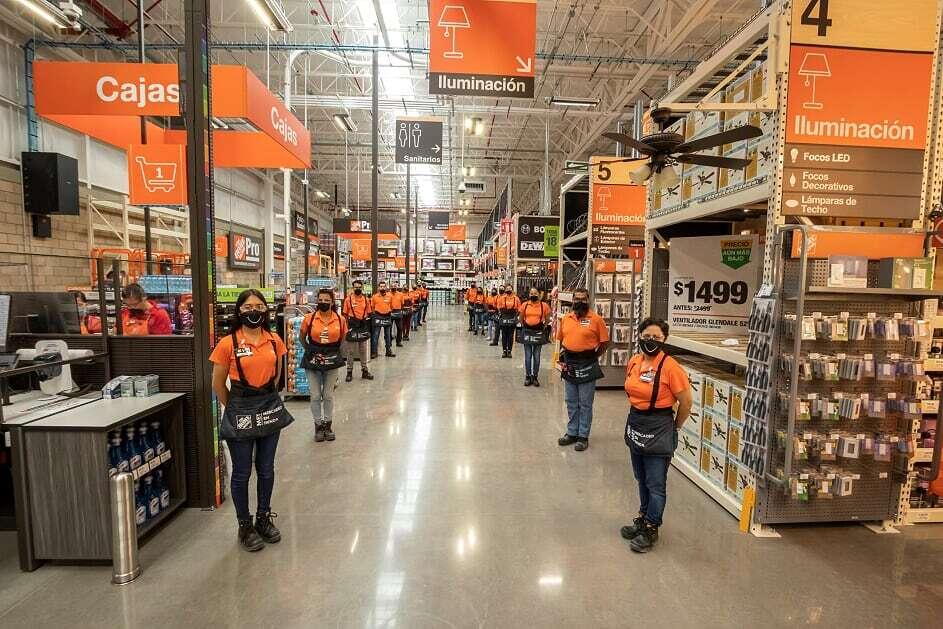 The Home Depot busca sumar a más empresas mexicanas a su red de proveedores