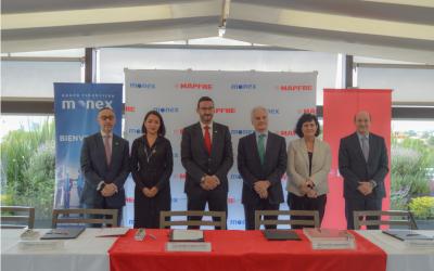 MAPFRE y MONEX unen esfuerzos para asegurar el patrimonio de los mexicanos
