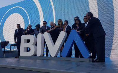 BIVA celebra su tercer aniversario y la llegada de la competencia al mercado bursátil mexicano