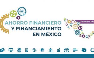 Reporte de Ahorro Financiero y Financiamiento a diciembre de 2020