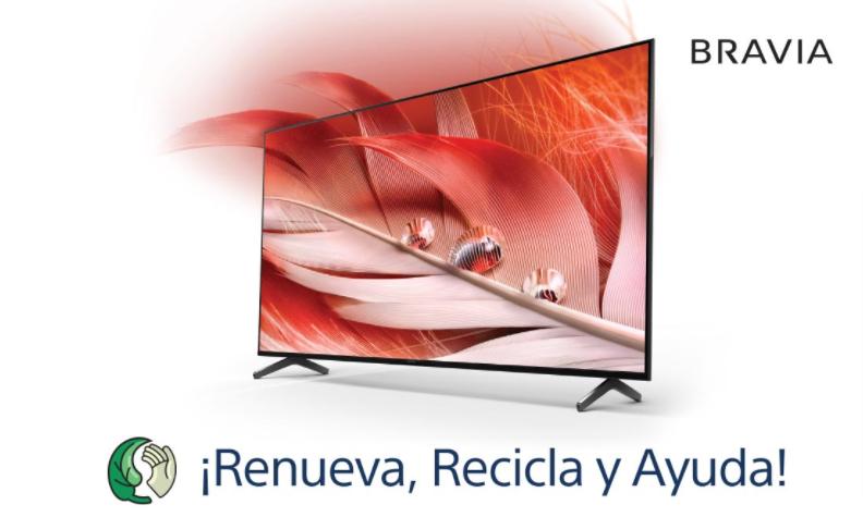 """Con más de 252 Toneladas de tecnobasura recolectada, Sony México celebra la 6ª edición de """"El paso a la mejor calidad"""""""